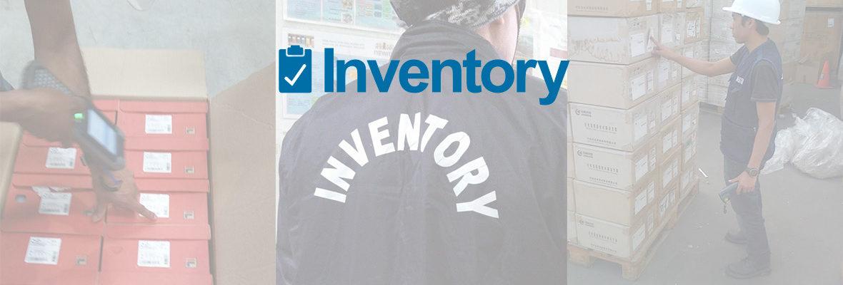 Inventory triptico
